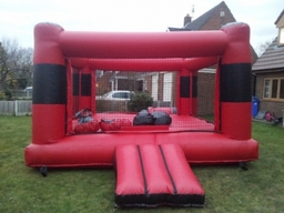 15ft X 19ft Boxing Bounce 55.00 per day