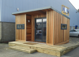 Garden Room/Lodges by Eco Lodge Cabins
