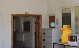 Peleka office view