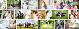 Jon Brown Photographer Wedding banner, Beverley