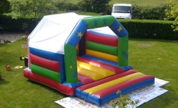 Party Stars Bouncy Castle