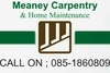 Meaney Carpentry & Home Maintenance