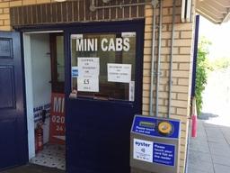 East Barnet Cabs