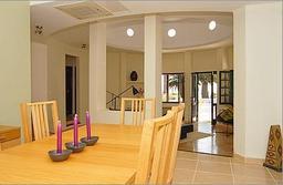 Lanzarote Villa Dining