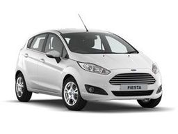 Ford Fiesta from £109.99 + VAT per month