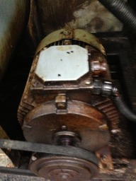 We repair & replace Motors