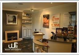WPR Beauty Spa Cosmetic - Reception