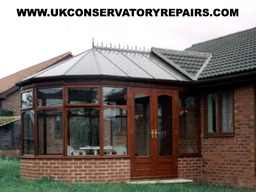 TIMBER CONSERVATORY CONSTRUCTION AND REPAIR