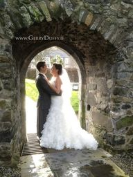wedding video still from Carlingford County Louth