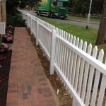 A Picket Fence installed in Peterborough