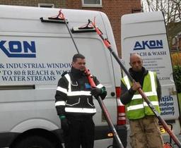 Akon Window Cleaners CIC