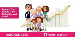 Protect your family from rising funeral costs with a pre-paid Funeral Plan