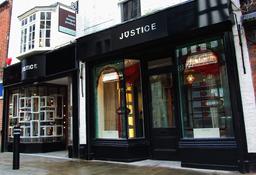Justice British Designer Jewellery