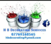 H B Decorating Services