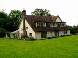 Listed Building Extension - Architects in Sussex