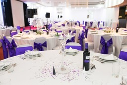 Yew Tree Suite Table Decor
