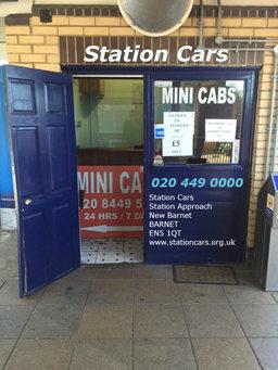 East Barnet Taxis