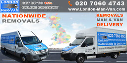 Nationwide Man and Van from London
