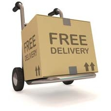 Products on our website are available with Free Delivery