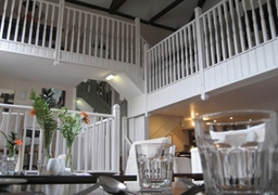 Restaurant View Downstairs