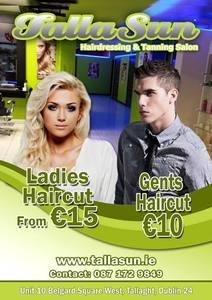 TallaSun Hairdressing and Tanning Salon