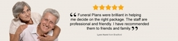 Funeral Plans | Customer Review