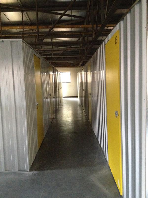 Heanor Self Storage Oakfield House Derby Road Industrial