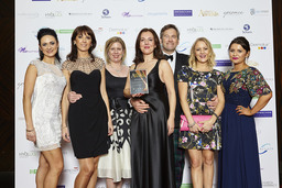 UK Aesthetic Awards Winners 2015
