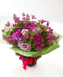 Lux Flowers Hydrangea Processed