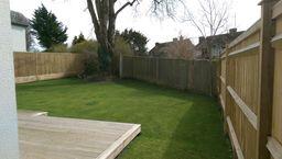 Garden design - Before