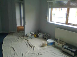 Office Painting in Nottingham