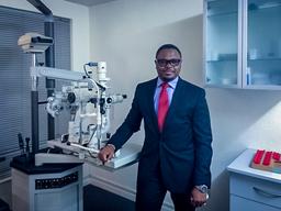 Optometrist/Director Ade