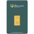 Perth Mint Gold Bar 10g