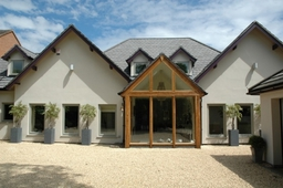 Refurbishment of 1950's Bungalow to form a more modern property