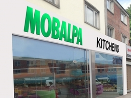 Mobalpa Kitchen Pinner Facade Facia