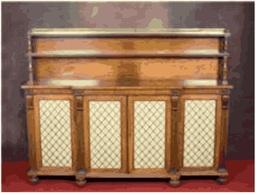Chiffonier, Sold £8,000