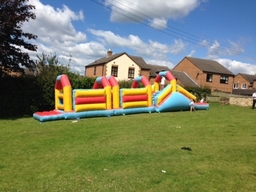 45ft Assault Course 45 X 10 From £110