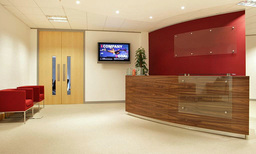 reception fit outs