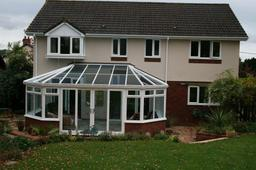 Mr & Mrs Newcombe's conservatory and windows