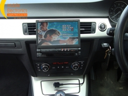 Bmw 330d Coupe Fitted With Kenwood KVT-526DVD.