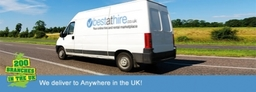 We offer Delivery and Collection to anywhere in the UK.