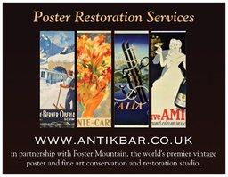 AntikBar - Poster Restoration