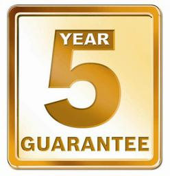 FREE 5 YEAR WARRANTY AS STANDARD ON MANY WORCESTER BOILERS