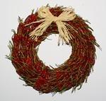Chilli Wreath
