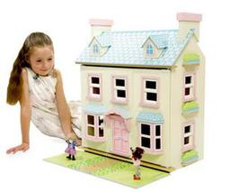 For the Younger collector from 3 upwards comes our range from Le Toy Van.Dolls House accessories are also available which include all room settings,vehicles,play mats,dress up wardrobe,nursery set and flexible child safety approved figures.