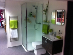 Mereway Bathroom Furniture and Simpson Shower Enclosures