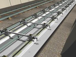Specialist rail equipment