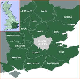 Catchment area, geographical coverage