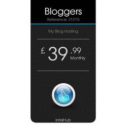 Blogger Hosting Solution