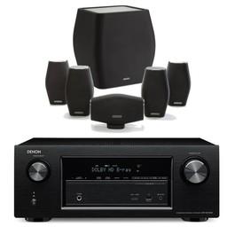 Denon AVRX2100 & Monitor Audio MASS Cinema AV Pack